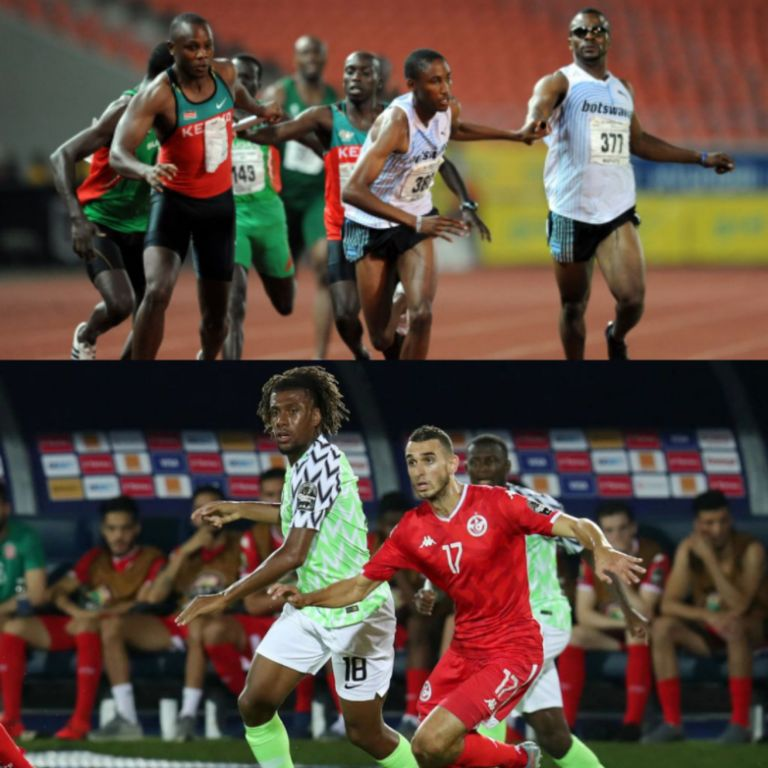 Odegbami: Future Of Sports In Africa After Covid -19