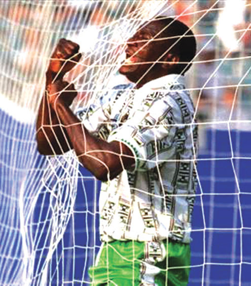 FIFA, NFF, Adepoju Pay Tributes To Late Yekini