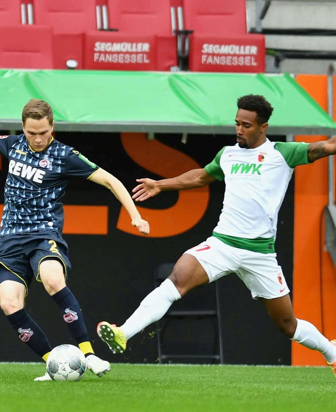 Sarenren-Bazee Beaten To Augsburg's Man Of The Match Award