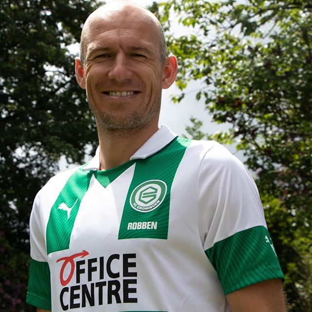 Robben Comes Out Of Retirement To Sign For Boyhood Club Groningen