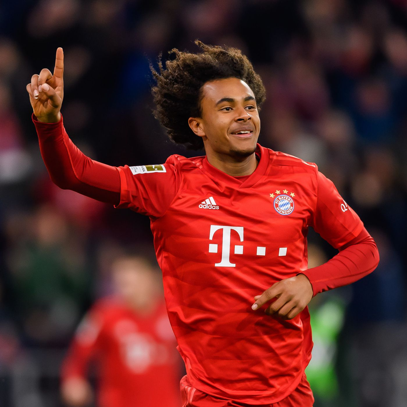 Rohr: It's Tough  To Convince Bayern Youngster Zirkzee To Play For Super Eagles