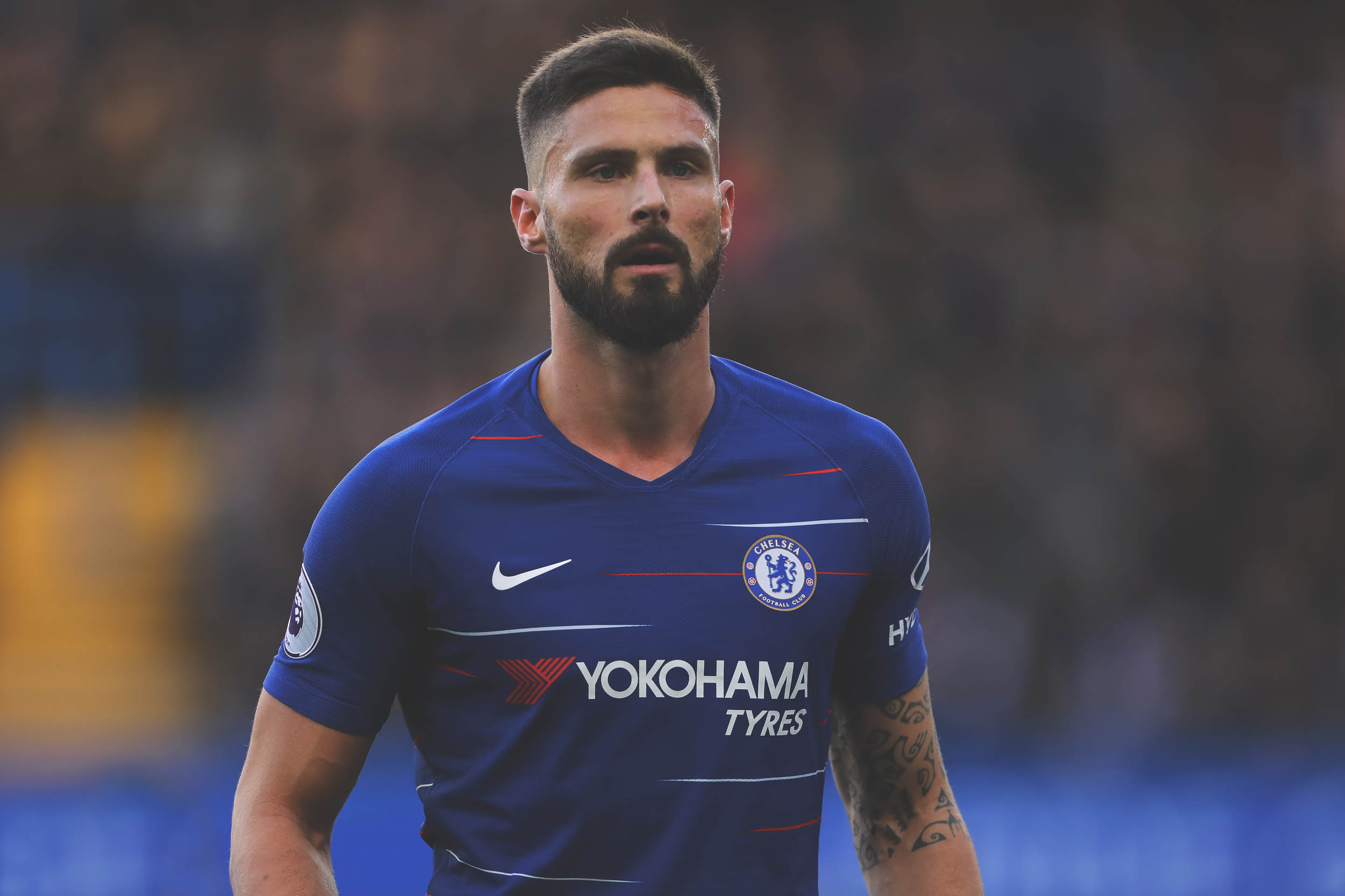 Chelsea Not Ready To Allow Giroud Leave In January