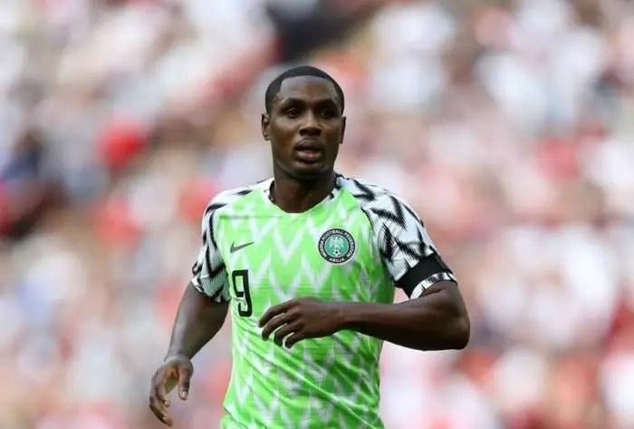 Ighalo To Consider Super Eagles Return