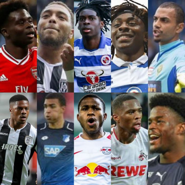Players From Nigeria In Top Leagues