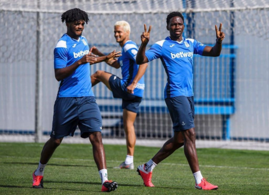 Omeruo, Awaziem Face Four Crunch Battles In Leganes' Relegation Fight