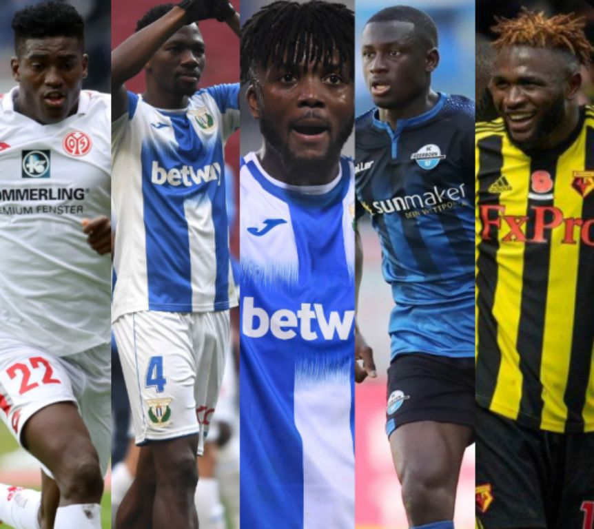 5 Relegation-Haunted Eagles At Club Football