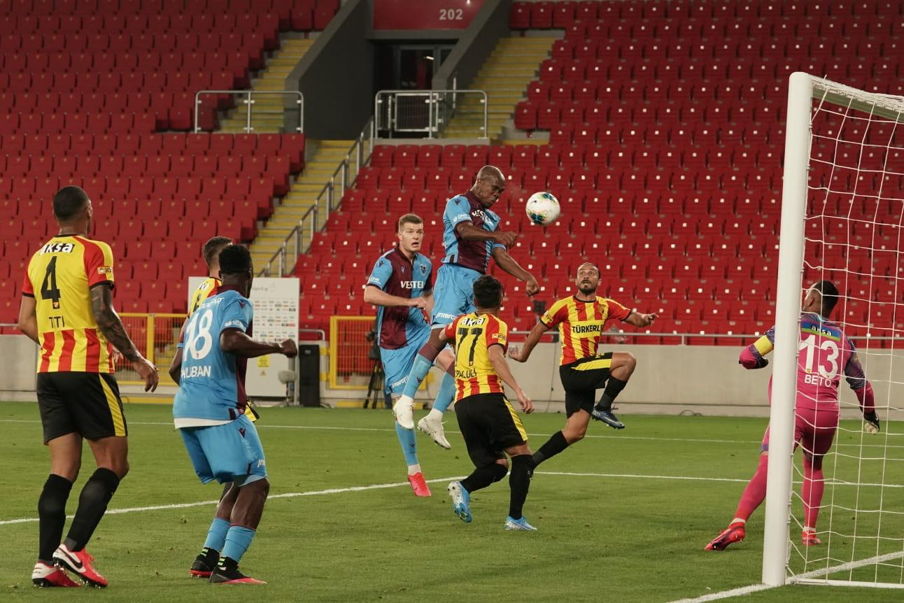 Eagles Roundup: Nwakaeme On Target For Trabzonspor; Etebo Loses With Getafe, Azeez,  Nwakali Benched
