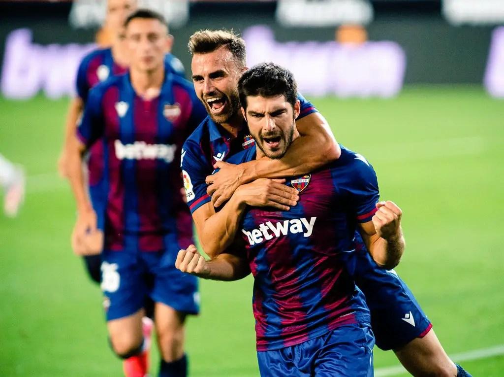 LaLiga: Valencia Suffer Champions League Qualification Setback With Draw Vs Levante