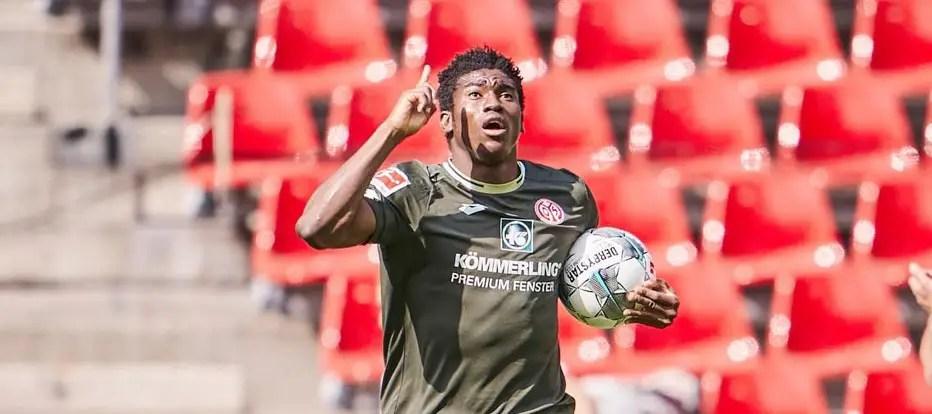 Mainz Open To Extending Awoniyi's Loan Deal
