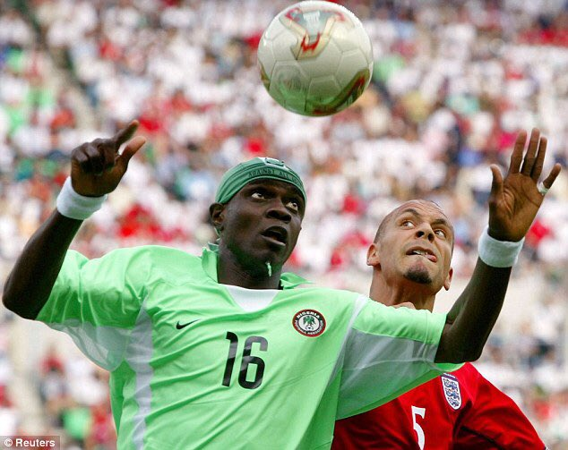 Efe Sodje: No Regret Not Playing In The EPL
