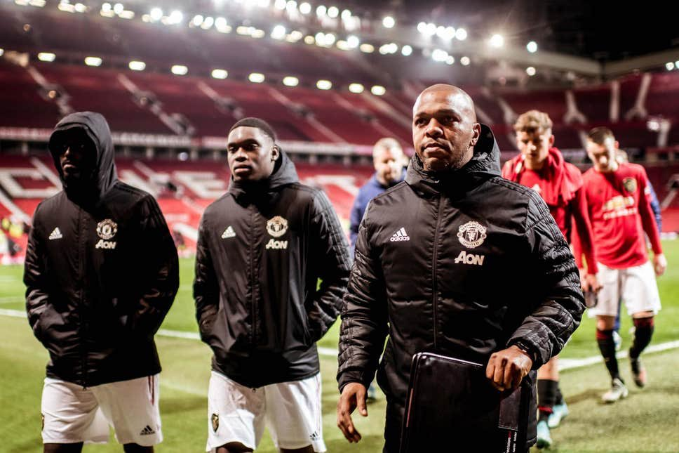 Ex-South Africa Star Fortune Aiming To Become Man United Mananger
