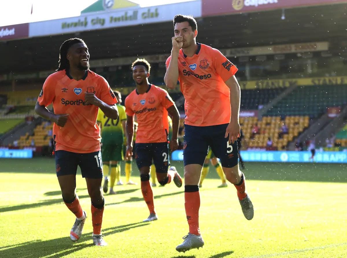 Premier League: Iwobi, Ighalo Help Everton, Man United Secure Vital Wins