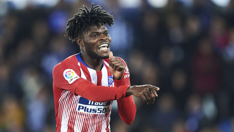 5 Things You Possibly Didn't know About Atletico Madrid's Thomas Partey