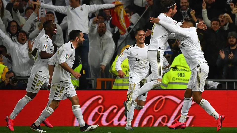 Real Madrid Striker Tests Positive For Coronavirus Ahead UCL Clash Vs Man City