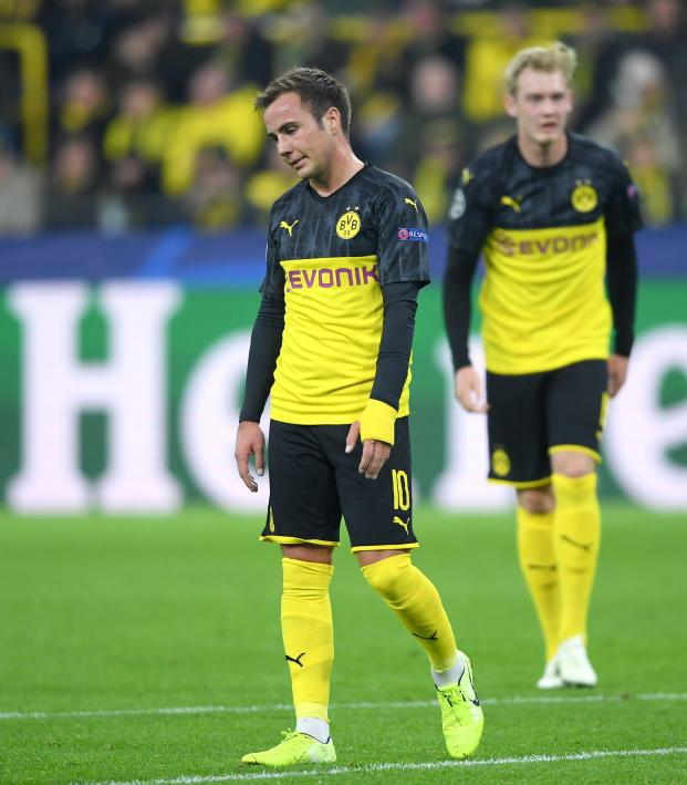 World Cup Winner Gotze Voted Bundesliga's Biggest Disappointment By Fellow Players