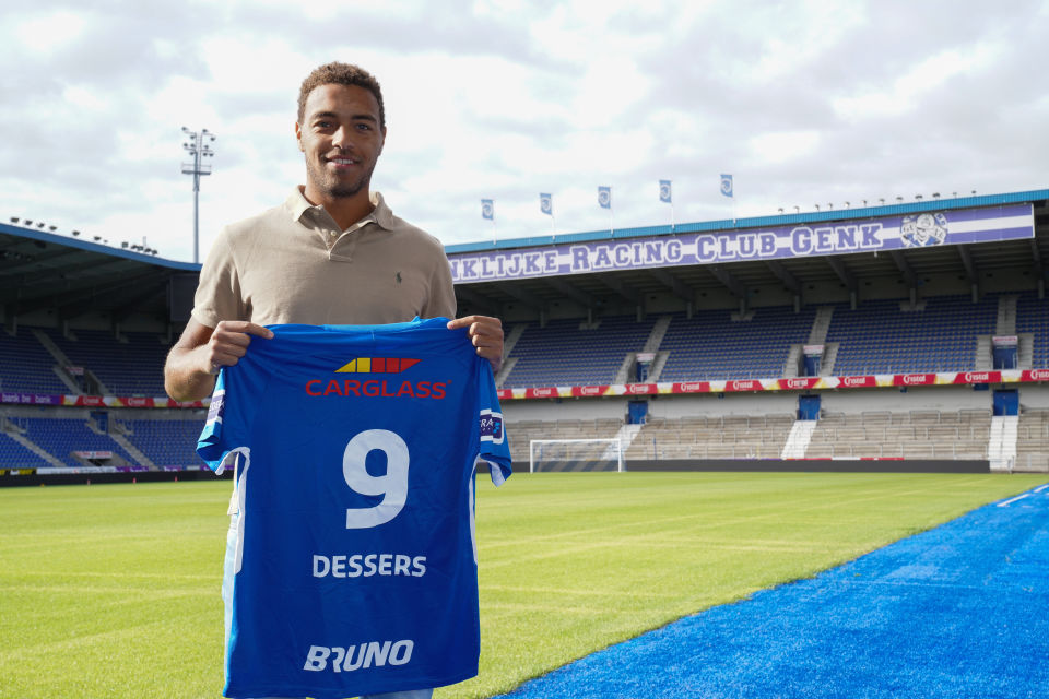 Dessers Joins Belgian Club Genk On Four-Year Contract
