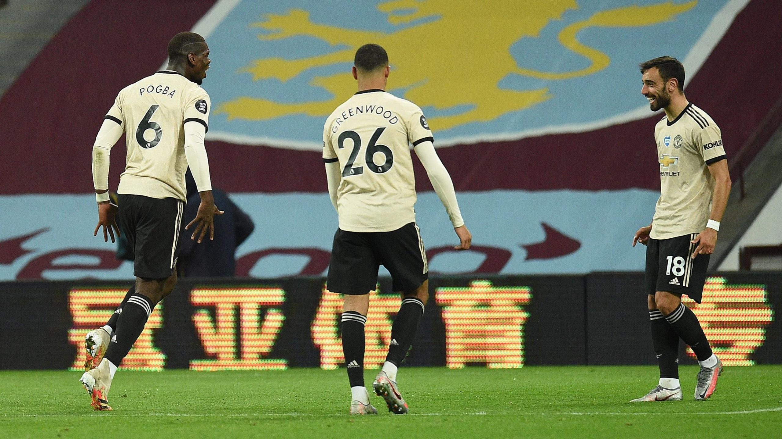 Eagles Euro Roundup: Ighalo Helps Man United Create EPL History In Win Vs Aston Villa; Troost-Ekong Benched In Udinese Away Win
