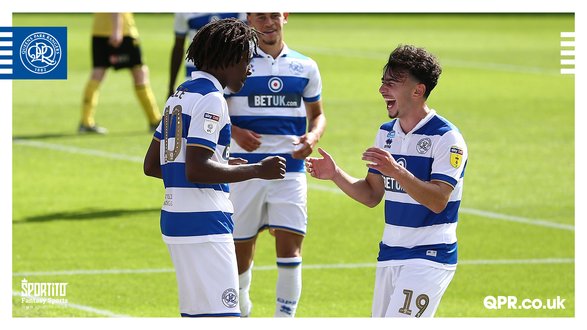 Championship: Eze On Target In QPR's Win Vs Millwall; Ejaria, Aluko Out As Reading Lose To Blackburn
