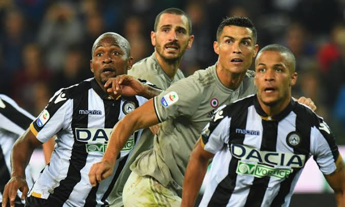 'No One Bet On Us'- Troost-Ekong Hails Udinese's Stunning Win Vs Juventus