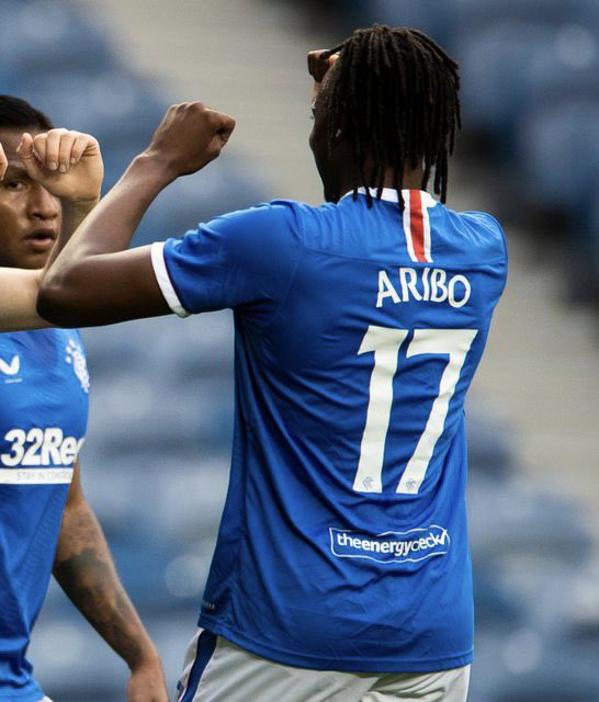 'He Always Tries To Make Things Happen'- Gerrard Talks Up Aribo After Win Vs Coventry
