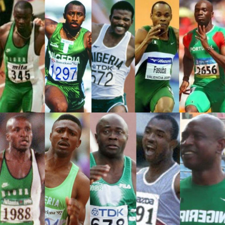 Top 10 Greatest Nigerian Male Athletes Of All-Time