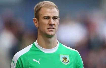 Hart Close To Joining Tottenham Hotspur On Free Transfer
