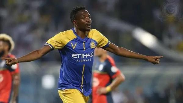 Esin Backs Musa's Super Eagles Invitation For AFCON Qualifiers