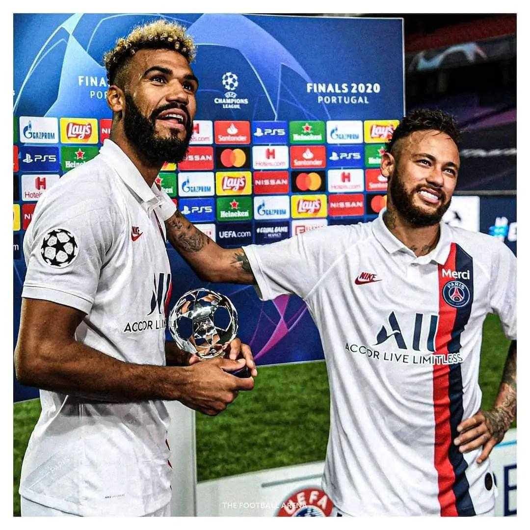 Choupo-Moting Hails PSG Resolve In Win Vs Atalanta