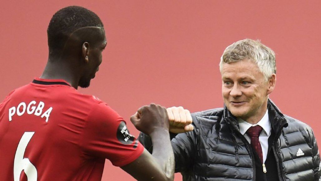 Solskjaer Talks Up 'Great Personality' Pogba In United's Europa League Title Chase