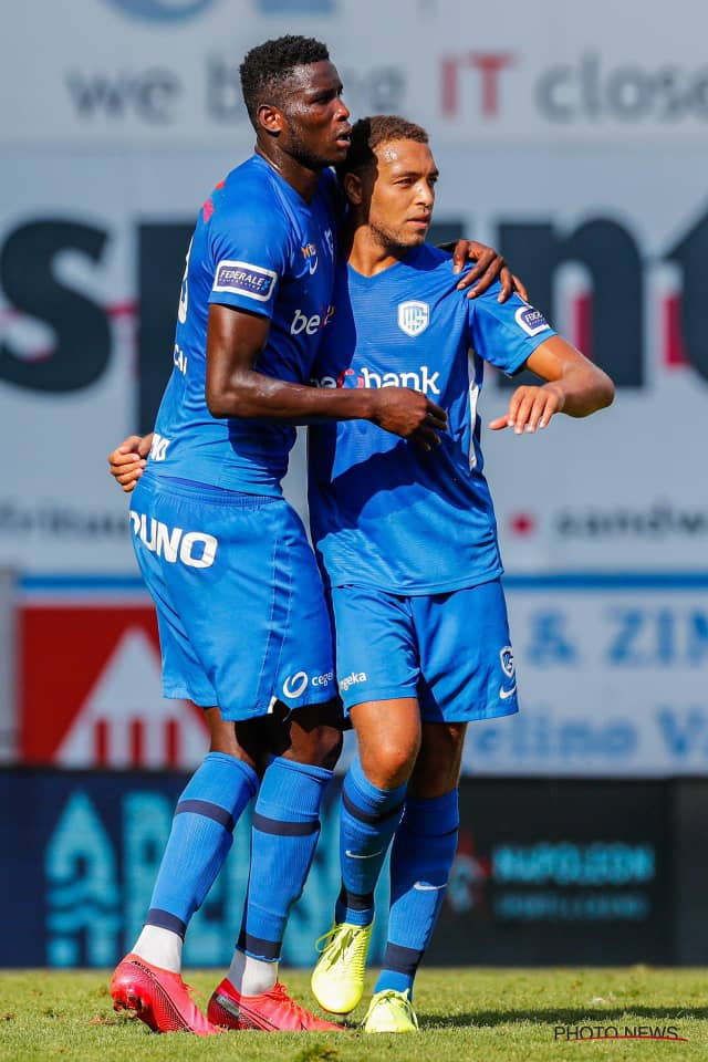 Belgian League: Dessers Cleared To Face OH Leuven Despite Head Injury