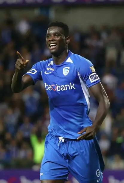 Genk Boss  Van Den Brom:  Paul Onuachu Is Not Ready To Play