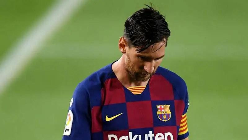 Bayern Midfielder, Goretzka: It Was Fun Embarrassing Messi