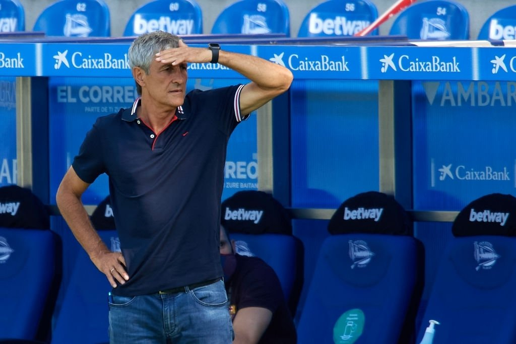 Barcelona Sack Setien After Embarrassing Loss To Bayern Munich