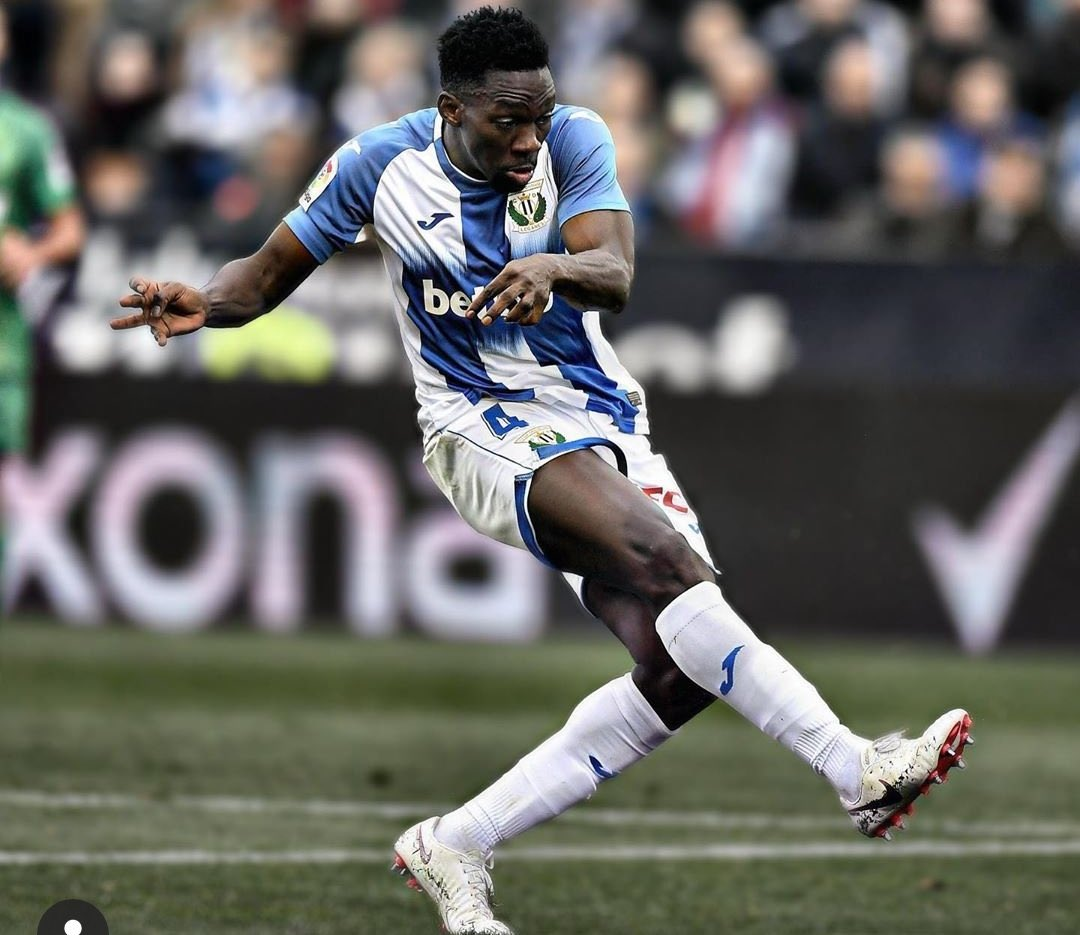 Omeruo: No Big Deal Playing In Spanish Second Division With Leganes