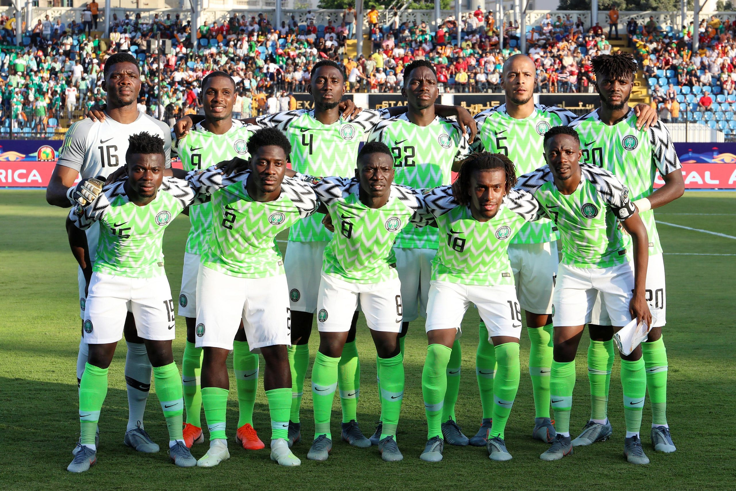 Super Eagles, Sierra Leone 2021 AFCON Qualifier Now To Hold In November