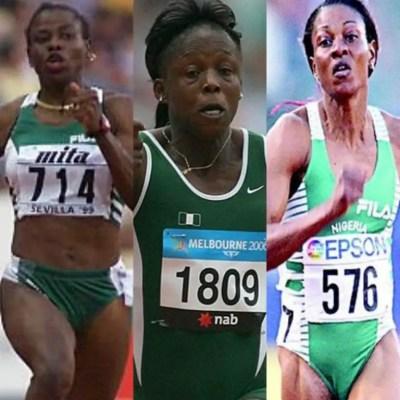 nigerian-athletes-track-and-field-falilat-ogunkoya-endurance-ojokolo-mary-onyali