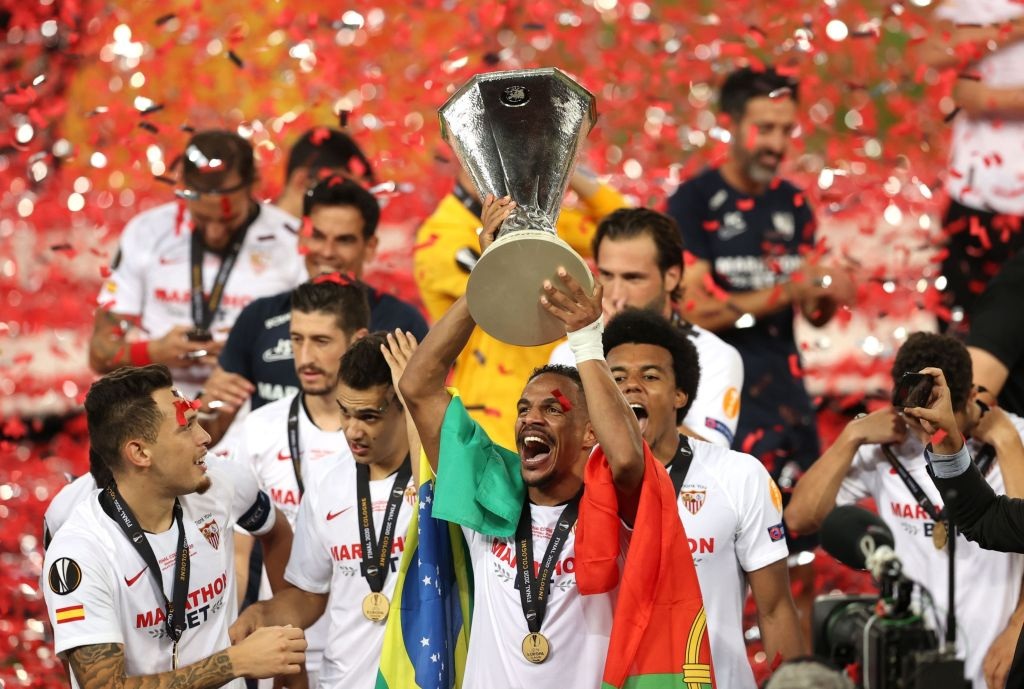 Moses Subbed On As Sevilla Edge Inter, Extend Record Europa League Title Wins