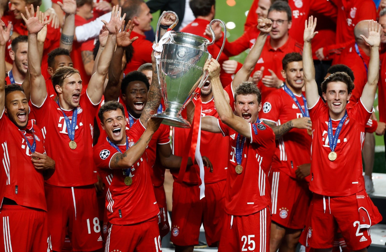 Oliseh Hails Bayern's Champions League Triumph Vs PSG