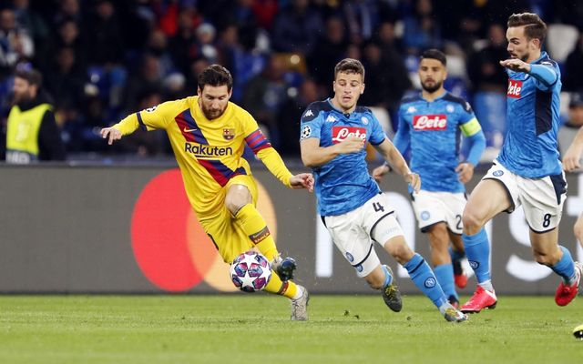 Gattuso: Napoli Will 'Climb Mountain' To Beat 'Great Champions' Barca