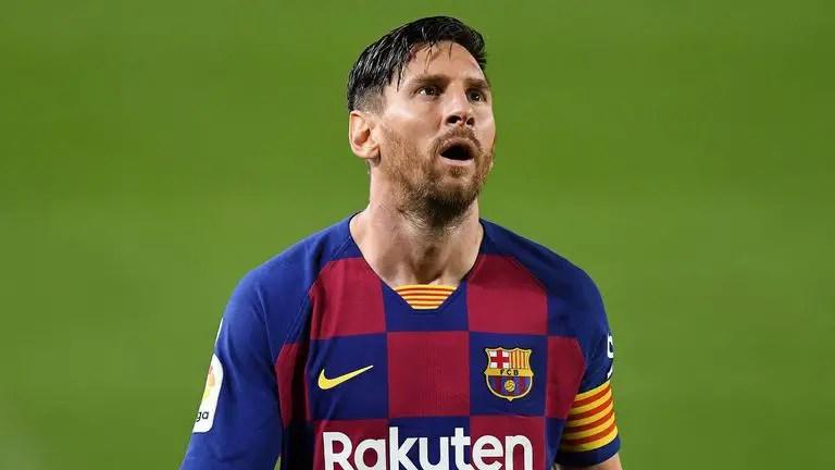 Juventus Legend Del Piero Shocked By Messi's Barca Exit
