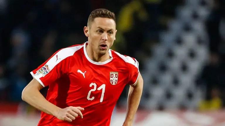 Man United Star Matic Retires From International Football