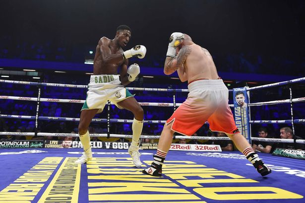 Nigeria's Sadiq Hospitalised After Defeat To Former WBA Champion