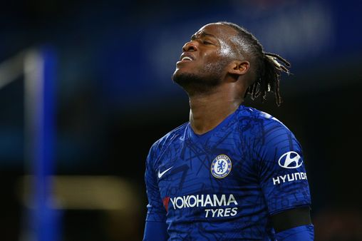 Batshuayi Returns To Crystal Palace On Loan From Chelsea