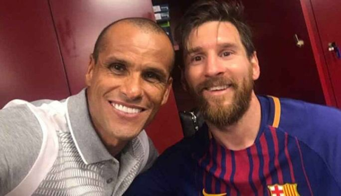 Rivaldo: Messi Still Loved By Barca Fans, Can Stay One More Season