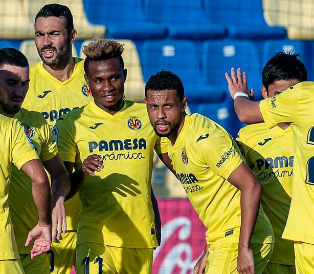 Ex-Arsenal Star Coquelin Thanks Chukwueze For Assist In Villareal Debut Goal