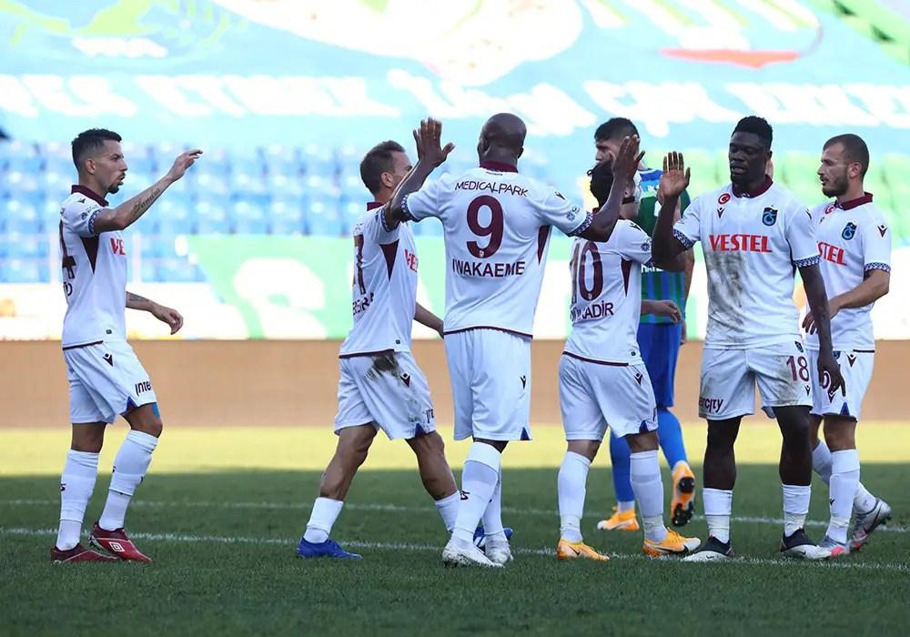 Pre-season: Nwakaeme Scores In Trabzonspor Win Vs Rizespor