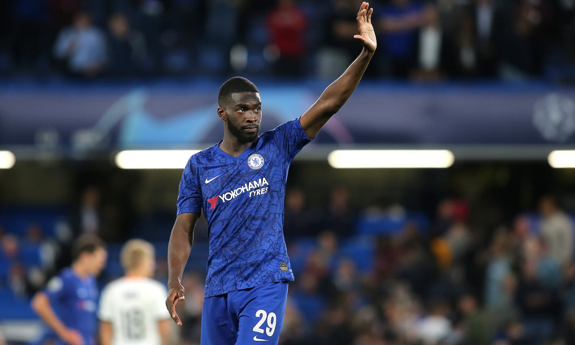 Tomori Close To Chelsea Exit