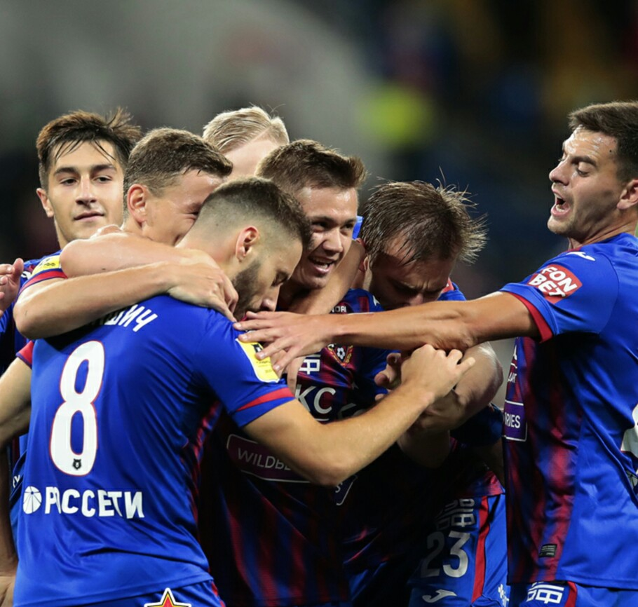 Ejuke Opens Goals Account In CSKA Derby Win Vs Spartak Moscow