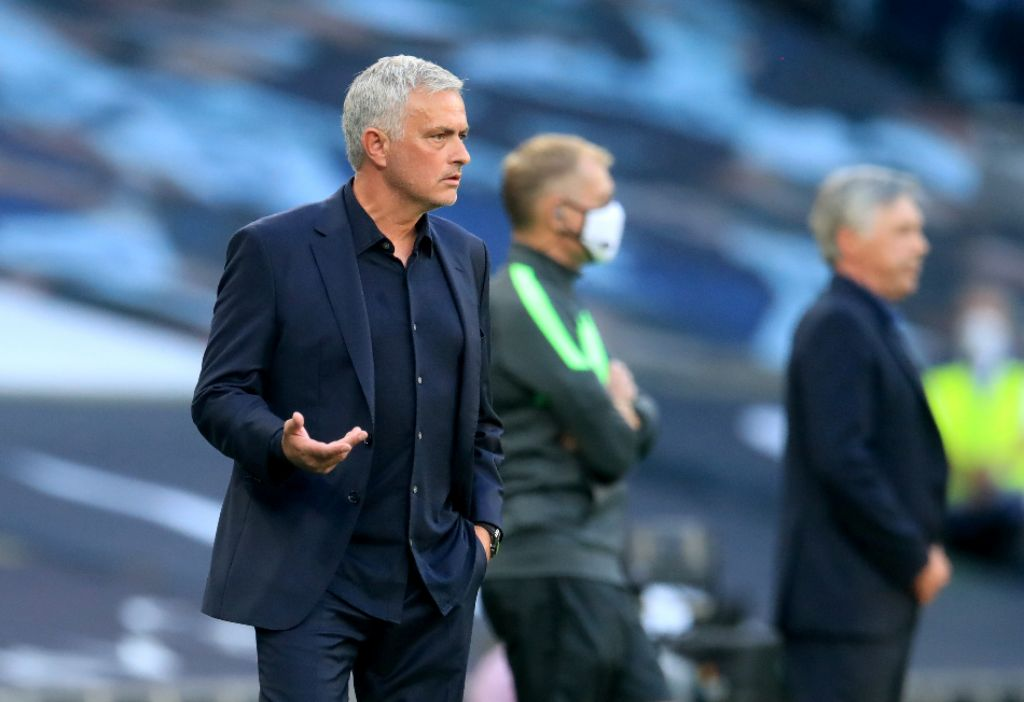 Mourinho Admits Tottenham Put Everton Under 'Lazy Pressure' In Home Defeat