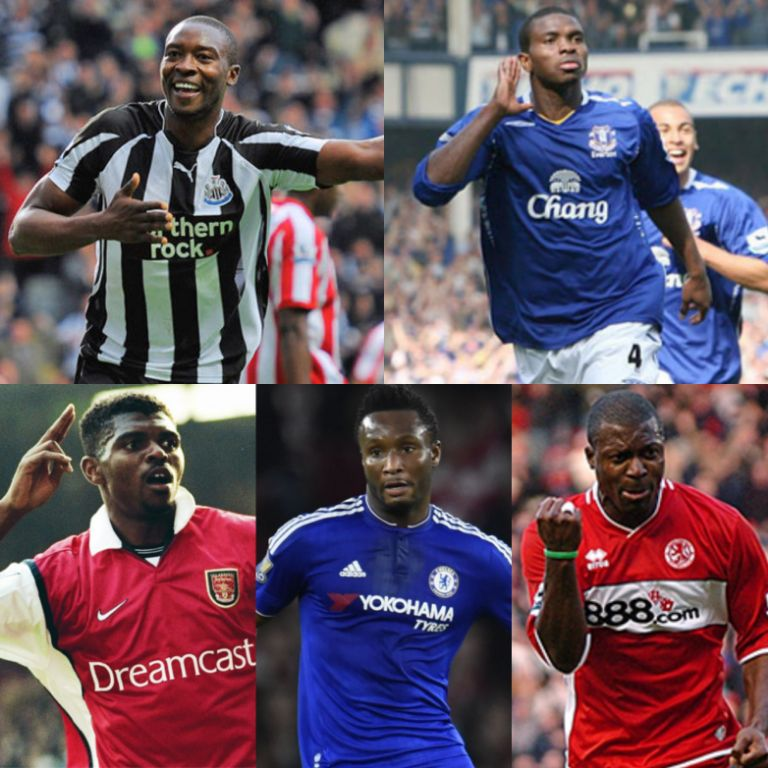 Top 5 Nigerian Records In EPL History